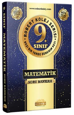 9.Sınıf Matematik Soru Bankası-Robert Kolej Serisi