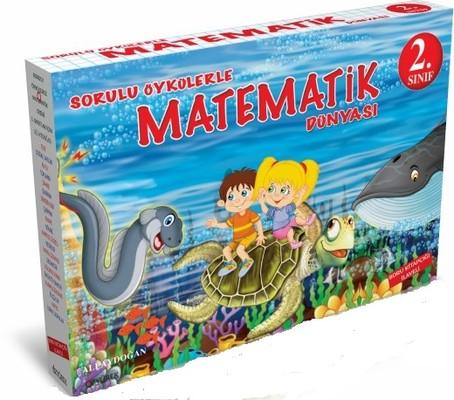Sorulu Öykülerle 2.Sınıf Matematik Dünyası