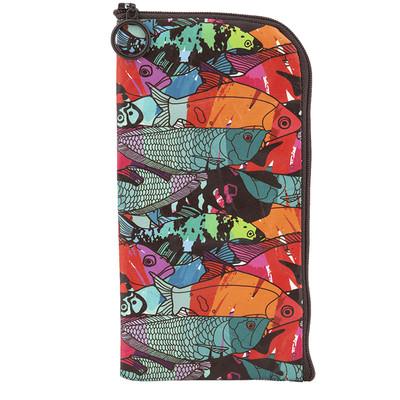 Chumac Gözlük Kılıfı Balık Deseni 10x18.5 Cm