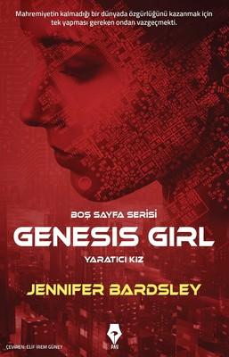 Genesis Girl-Yaratıcı Kız-Boş Sayfa Serisi