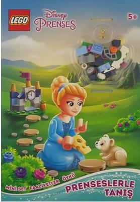 Lego Disney Prenses-Prenseslerle Tanış-Figürlü