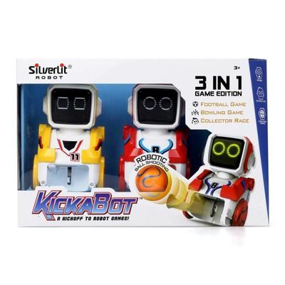 Silverlit Kıckabot Set 88549
