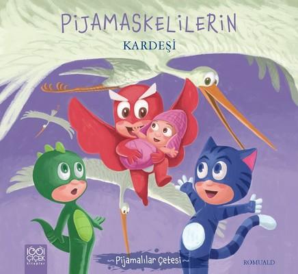 Pijamaskelilerin Kardeşi-Pijamalılar Çetesi
