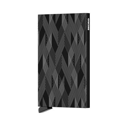Secrid Card Protector Zigzag Black