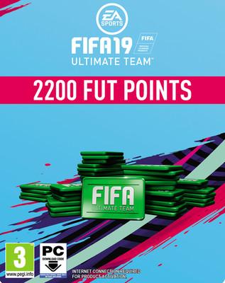 PC Fifa 19 2200 Fut Points