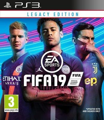 PSX3 Fifa 19 Playstation 3