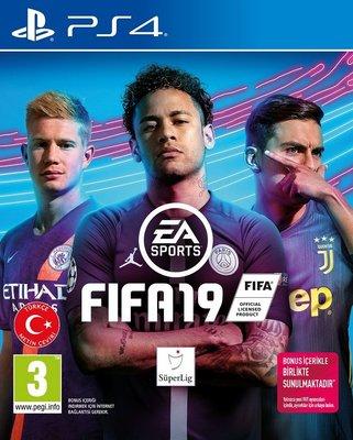Playstation 4 Fifa 19