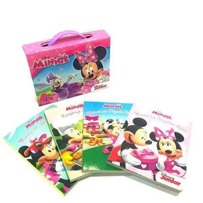 Disney Minni Hikaye Serisi-4 Kitap Takım Kutulu