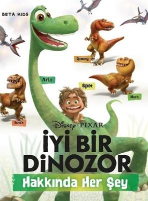 Disney Pixar İyi Bir Dinazor Hakkında Her Şey