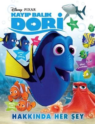 Disney Pixar-Kayıp Balık Dori Hakkında Her Şey