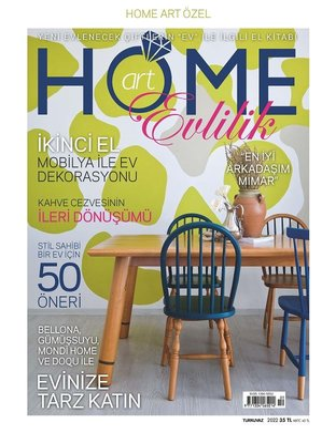 Home Art Ozel Sayı - Nisan 2021