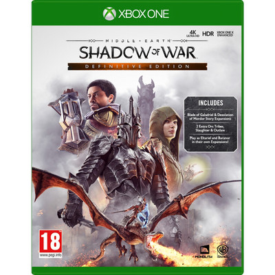 Shadow Of War: Definitive Edit XONE INT