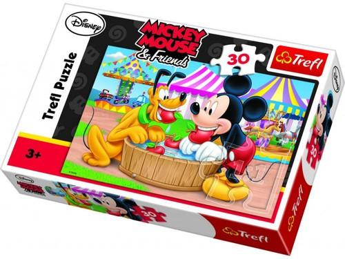 Trefl-Puz.30 Mickey Mouse Washbowl 18125