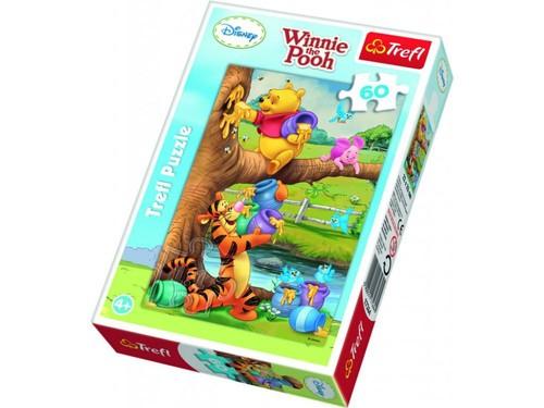 Trefl-Puz.60 Winnie The Pooh Bal Kovanı 17264