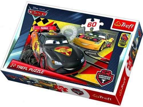 Trefl-Puz.60 Cars Yarış 17284