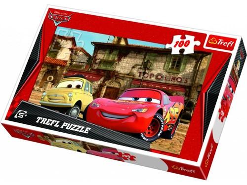 Trefl-Puzzle Cars (16160)