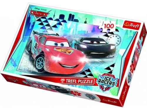 Trefl-Puz.100 Cars Buzda Yarışıyor 16290