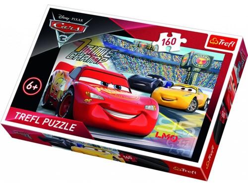 Trefl-Puz.160 Cars Yarışıyor 3 15339