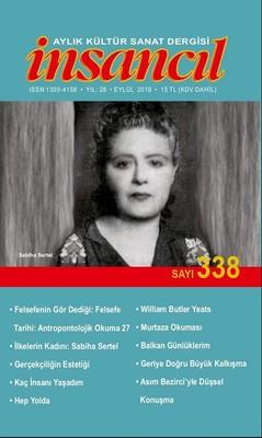 İnsancıl Dergisi Sayı 338