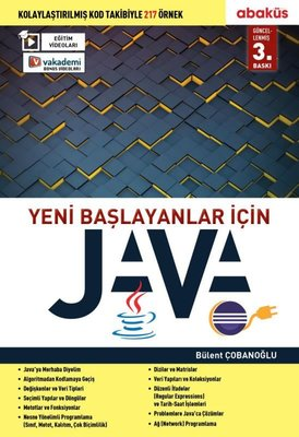Yeni Başlayanlar için Java