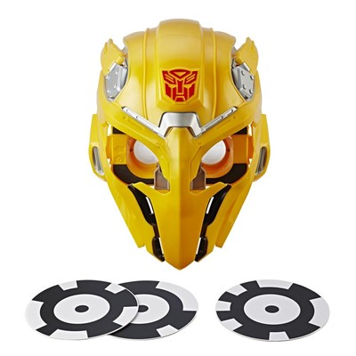 Transformers-Figür Mv6 Bee Vısıon Mask E0707