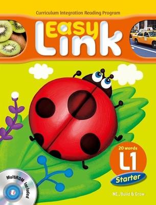 Easy Link Starter L1 Starter with Workbook