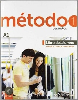 Metodo 1 Libro del Alumno A1+2 Cd