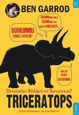 Triceratoops-Dinozorları Bildiğini mi Sanıyorsun?