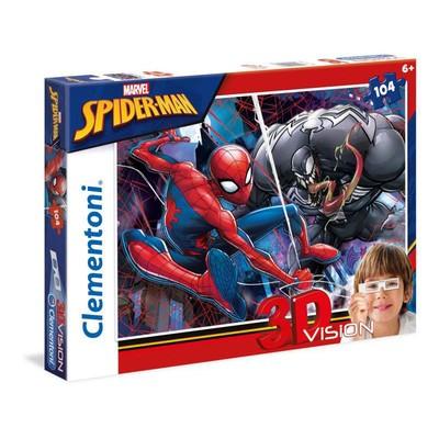 Clementoni Puzzle Spiderman 104 Parça 20148