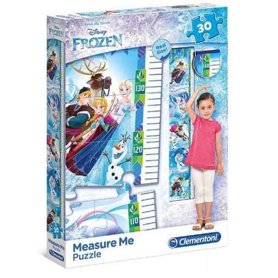 Clementoni Puzzle Frozen Maxi Boy Ölçer 30 Parça 2032