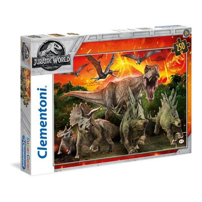 Cle-Puz.250 Jurassic World 29752