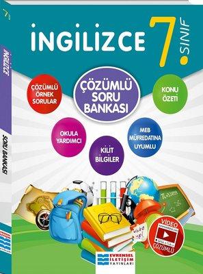 7.Sınıf İngilizce Video Çözümlü Soru Bankası