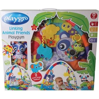 Playgro MutluHayvanlarım OyunHalısı 7641