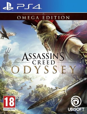 PS4 Assassins Creed Odyssey Omega Edition