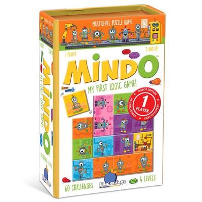 Blue Orange 9401 Mindo Robot Kutu Oyunu