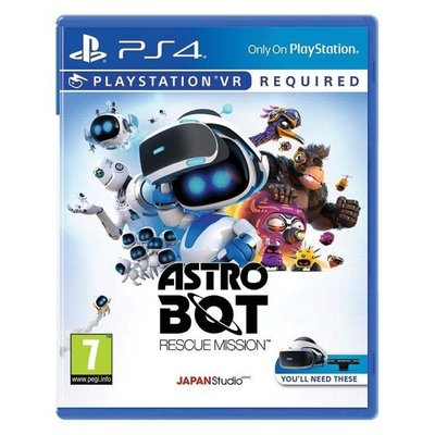 ASTRO BOT/EAS VR PS4