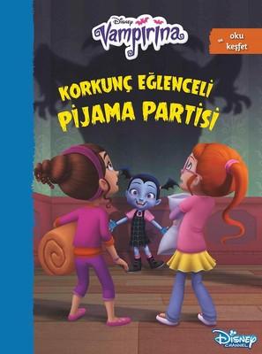 Disney Vampirana-Korkunç Eğlenceli Pijama Partisi