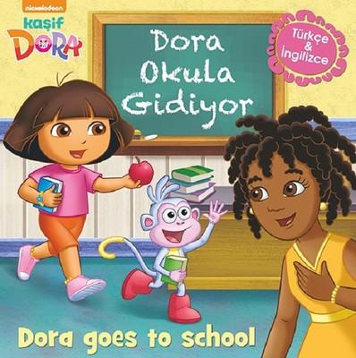 Kaşif Dora-Dora Okula Gidiyor