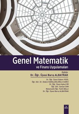 Genel Matematik ve Finans Uygulamaları