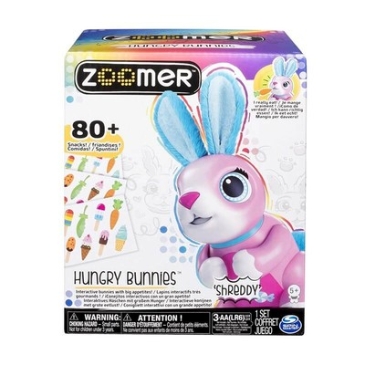 Zoomer Hungry Bunnies 14435