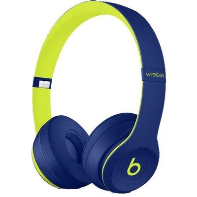Beats Solo3 Bluetooth Kablosuz Kulaküstü Kulaklık - Beats Pop Collection - Pop Indigo MRRF2EE/A