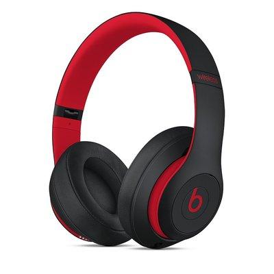 Beats Studio3 Wireless Over-Ear Headphones Kırmızı - Siyah