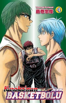 Kurokonun Basketbolu 4