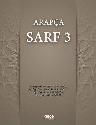 Arapça Sarf 3