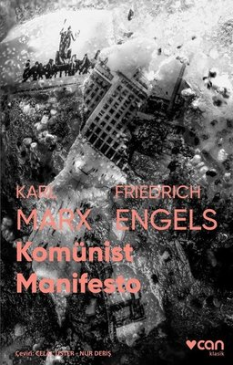 Komünist Manifesto-Fotoğraflı Klasik