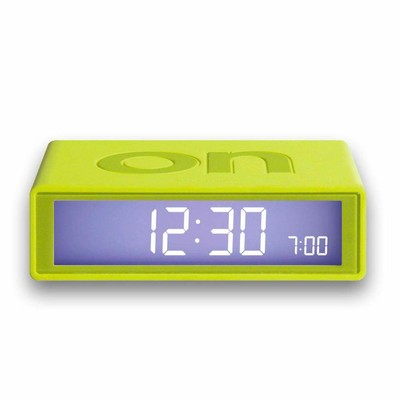 Lexon Flip Alarmlı Saat Yeşil (LR130U6)