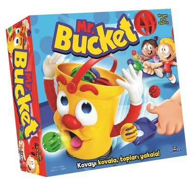 Sam-Kutu Oyn.Mr. Bucket (10450)