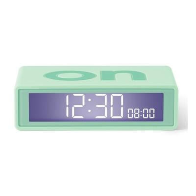 Lexon Flip Mini Alarmlı Saat Su Yeşili