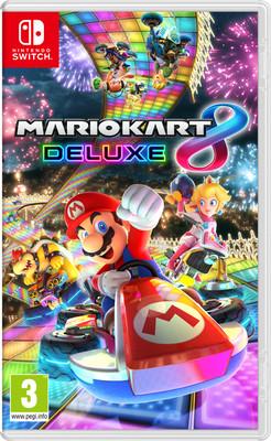 Nintendo Mario Kart 8 Deluxe Oyun