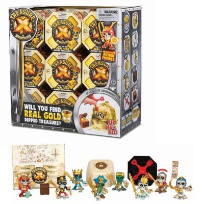 Treasure X-Figür Sürpriz Paket (Cdu187) (Fsdu36)